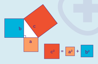 Worked example of Pythagorean theorem