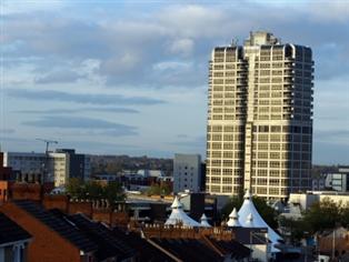 Photograph of Swindon skyline